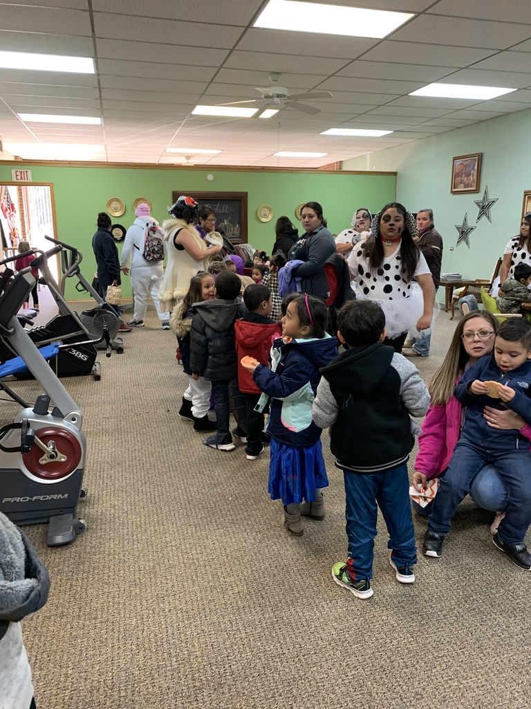 Morton PreK at Senior Center